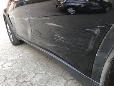 Unfallschaden BMW X5